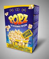 Popz M-pop Movie Butter 3-p*90g/12